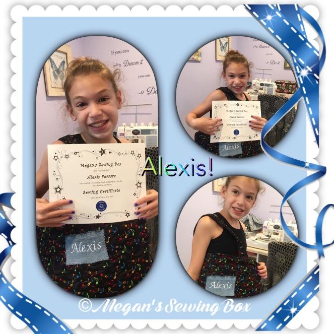 Alexis!